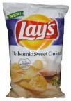 Lay's Balsamic Sweet Onion Potato Chips