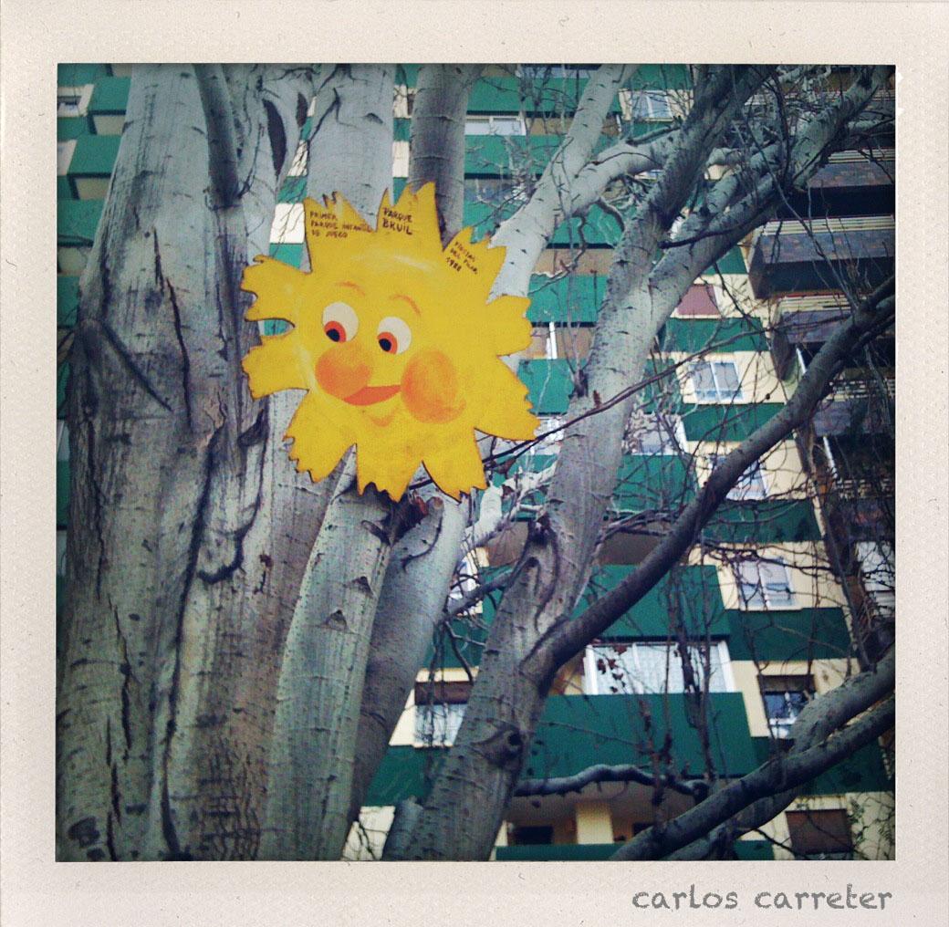 Ha salido el sol en el Parque Bruil