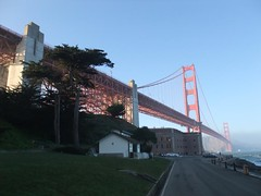 Fort Point at the Golden Gate Bridge - San Francisco 2010 (5)