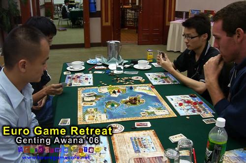 Retreat Day 1 - Pirate's Cove
