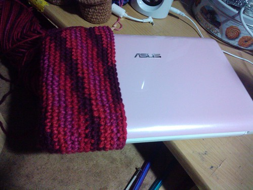 Super Awesome Netbook Sleeve