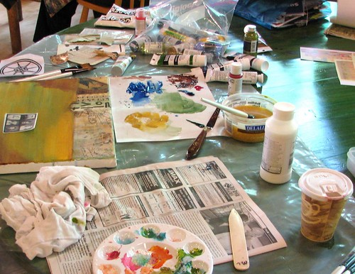 Squam Art Workshops 2009
