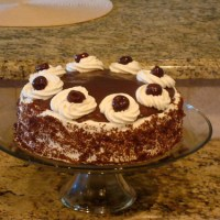 Black Forest Frankencake