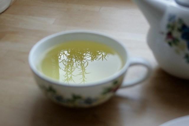 Nice cup of jasmine tea