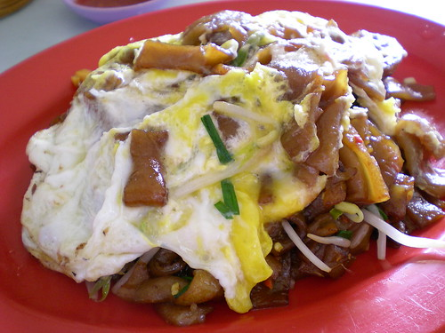 SKF's sambal char kway teow