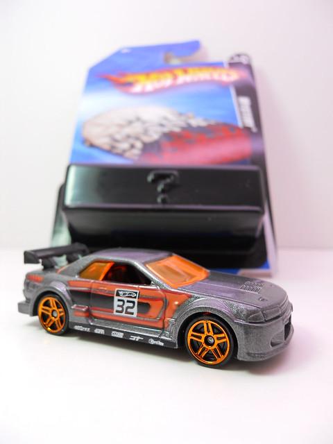 hws mystery car nissan skyline r32 (1)
