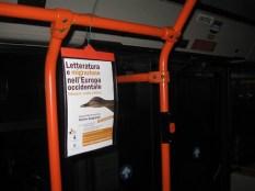 I cartellini sui bus by Il Gioco degli Specchi.