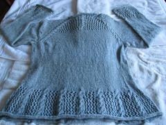 I'm a sweater!