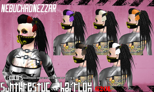 NDN - Synthestruct Hair