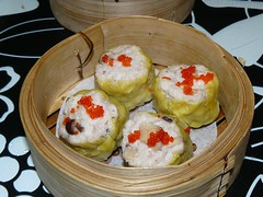Fish Roe Siu Mai (Dim Sum by Chef Lau)