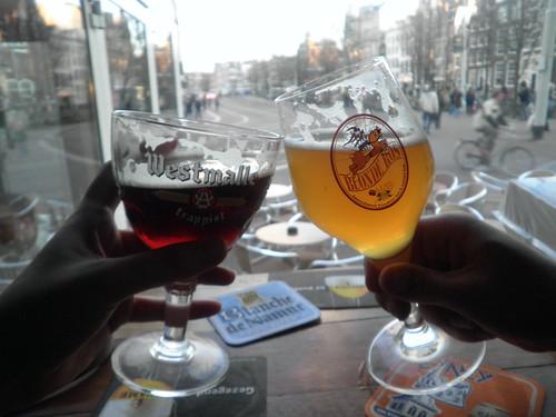 Birthday Beer, Cheers!