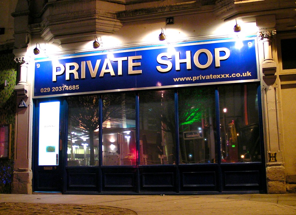 Private Shop on Mill Lane