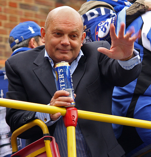 Chelsea FC Double Winners Parade 2010 #2