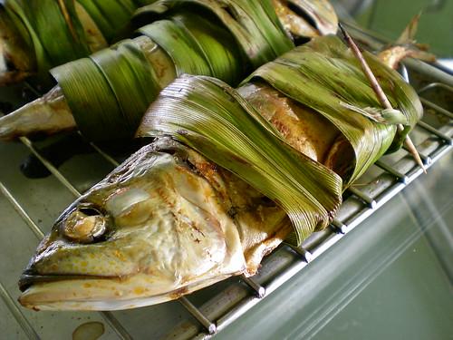 STP's baked pandan fish 3