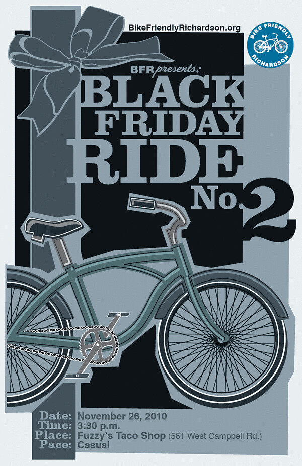 Black Friday Ride No. 2