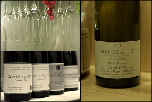 Burgundy Dinner at Jade Palace Nov 13, 2010