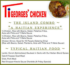 TiGeorges Haiti Quake Fundraiser