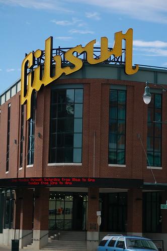 Gibson Guitar Factory, Memphis, Tenn.