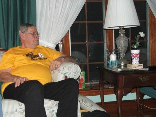Grandpa, Super Bowl 2009
