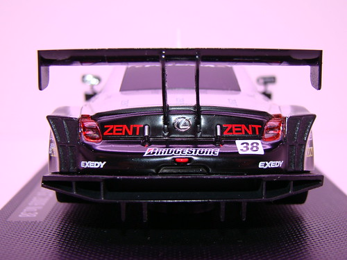 EBBRO ZENT CERUMO SC430 SUPER GT 2009 NO (6)
