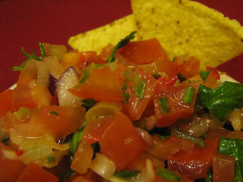 kiki's simple salsa