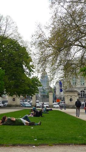 Parc Royal, Brussels