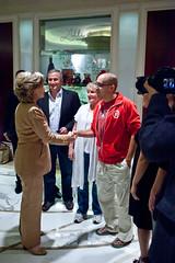 Hillary Rodham Clinton - Geeks On A Plane - Shanghai - China