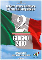 64° anniversario della Repubblica