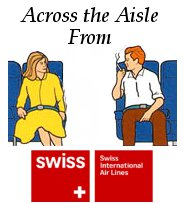 Across the Aisle From Swiss