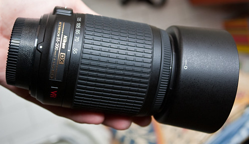Nikon AF-S 55-200 VR