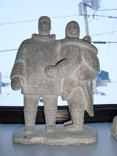 Famille inuit
