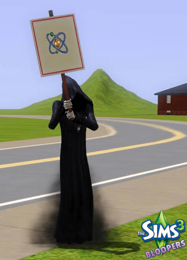 March 2010 - The Sims 3 Blooper Blog