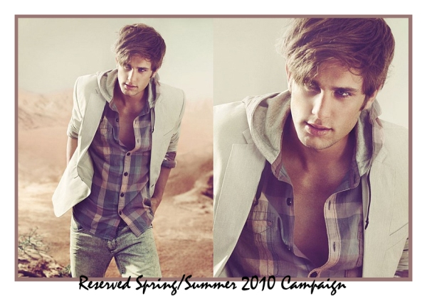 Reserved Spring-Summer 2010 Campaign 2