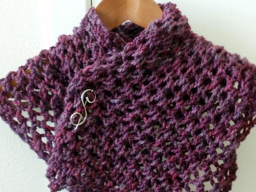 plum scarf 1