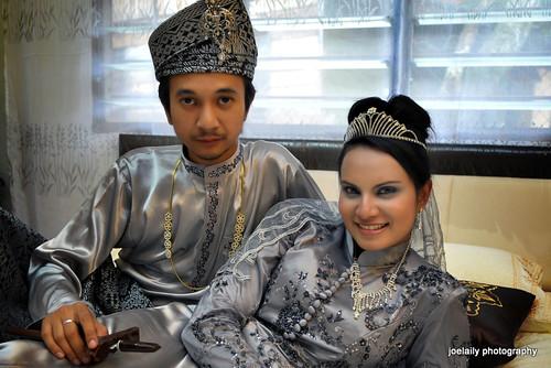 aishah & ruzaini | majlis sanding