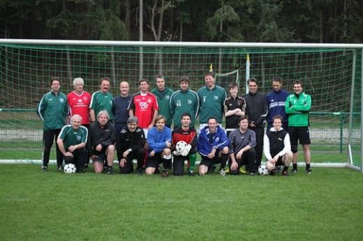 Trainingslager Edenkoben 2010