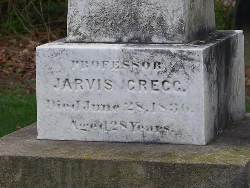 Professor Jarvis Gregg