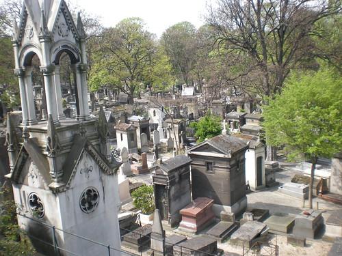 Cimitiérie Montmartre