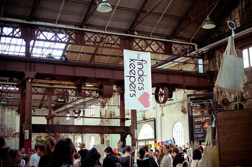 Finders Keepers design market