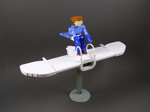 LEGO Nausicaa of the Valley of the Wind