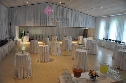 Reception at Church