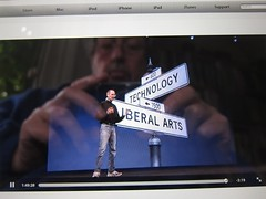 Steve Jobs on the iPad