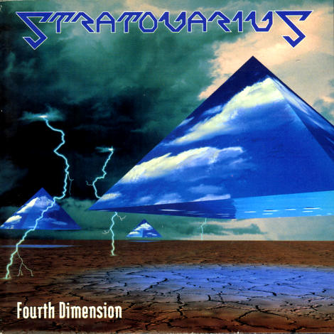 (1995) Fourth Dimension (320 kbps)