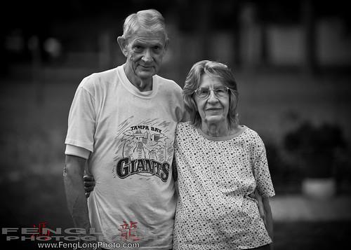 170/365 - Grandpa & Grandma Long