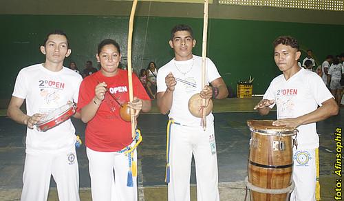 Capoeira 2º Open 05 por você.
