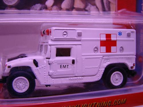 JL H1 Ambulance