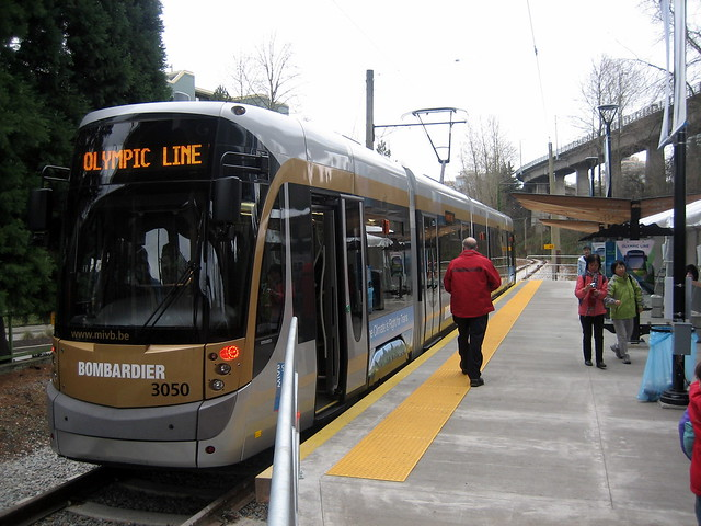 Olympic Line at Granville Island