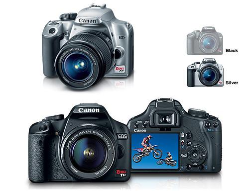 Canon kits