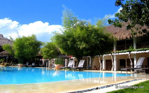 Maribago Bluewater Beach Resort in Mactan, Cebu