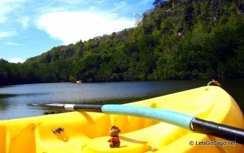 Lagoon, Sumilon Island